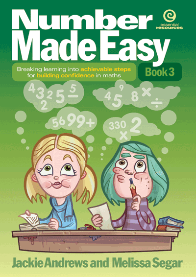 Number Made Easy Bk 3 Cover
