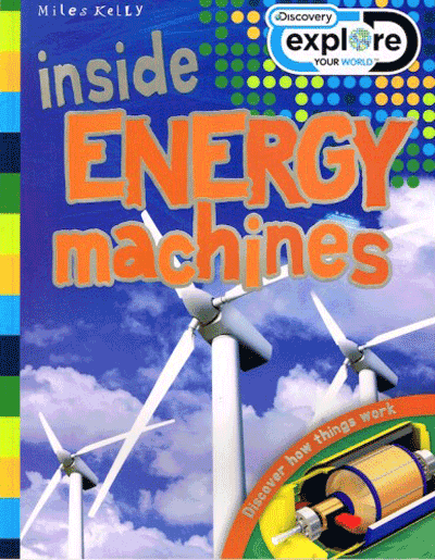Inside Energy Machines Cover
