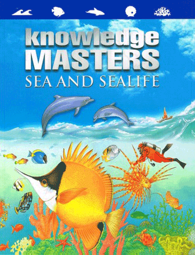 Knowledge Masters - Sea & Sea Life Cover