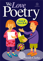 We Love Poetry Bk 2 Yrs 3-4