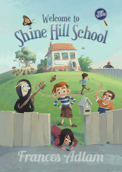 Welcome to Shine Hill School Cover