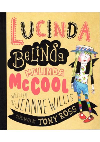 Lucinda Belinda Melinda McCool Cover