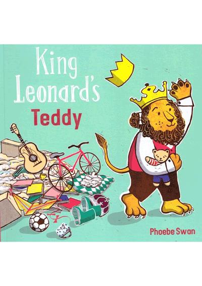 King Leonard's Teddy Cover