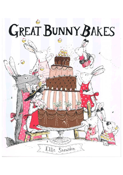 Great Bunny Bakes Cover