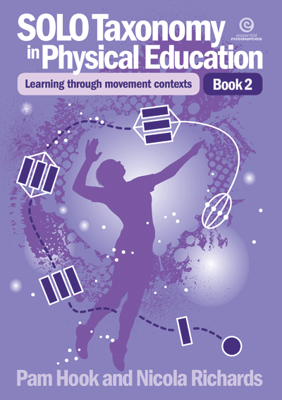 SOLO Taxonomy in Physical Education Bk 2 Cover