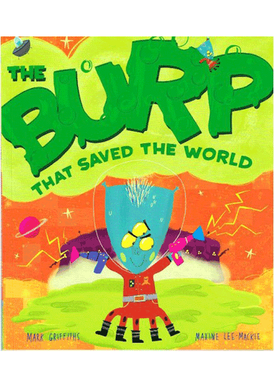 The Burp that Saved the World Cover