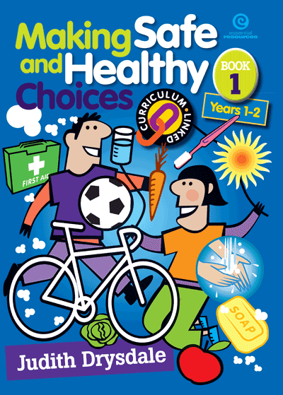 Making Safe and Healthy Choices Bk 1 Yrs 1-2 Cover