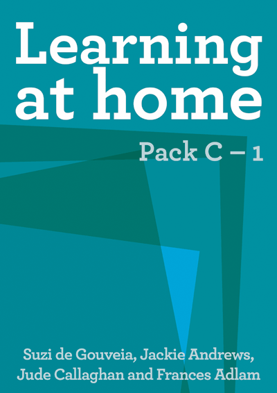 Learning at Home: Pack C – 1 Cover