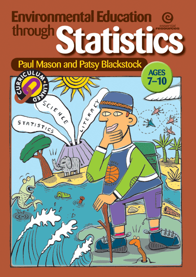 Environmental Education through Statistics (Middle) Cover