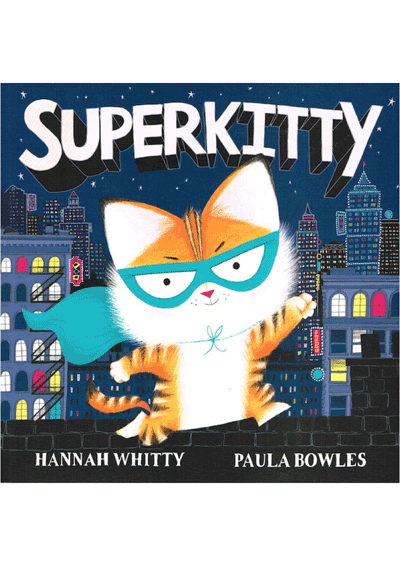 Superkitty Cover