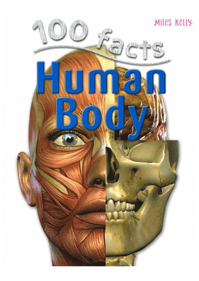 100 Facts - Human Body Cover