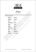 Te Kura - School