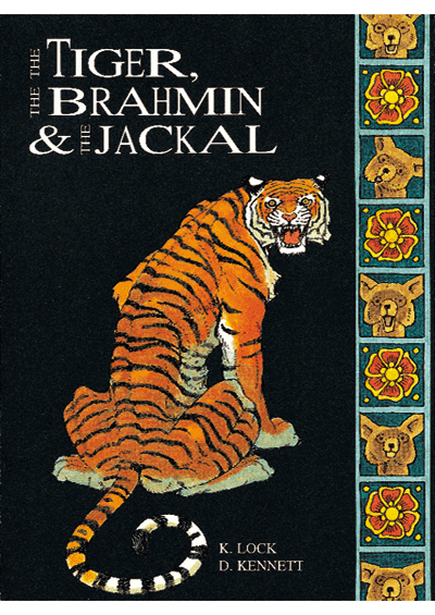 The Tiger, the Brahmin & the Jackal (pb) Cover