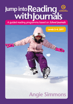 Jump into Reading with Journals L2-4, 2017