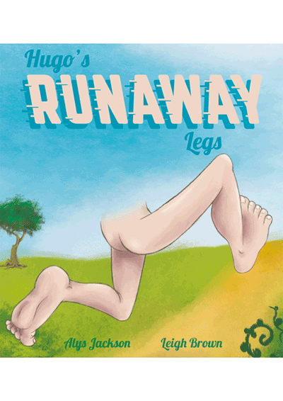 Hugo's Runaway Legs Cover