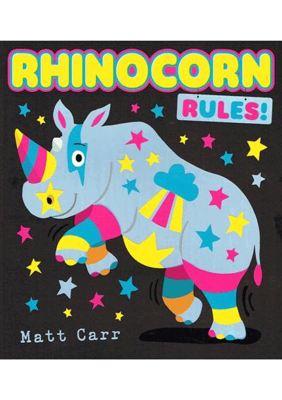Rhinocorn Rules Cover