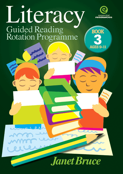 Literacy: Guided Reading Programme Bk 3 Cover