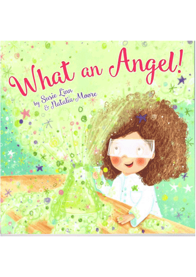 What an Angel Cover