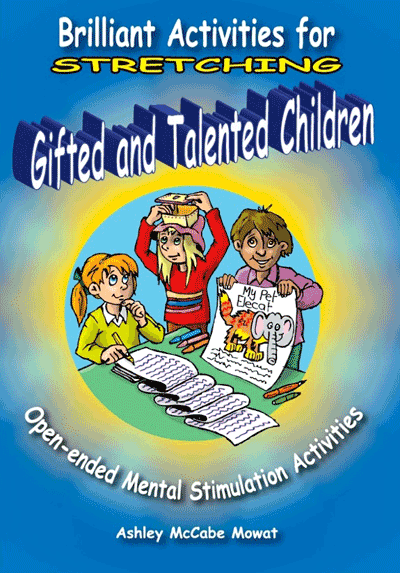 Brilliant Activities for Stretching Gifted and Talented Chil Cover