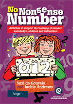 No Nonsense Number: Stage 1 Bk A