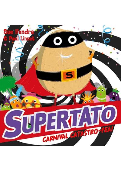 Supertato Carnival Catastro-pea Cover