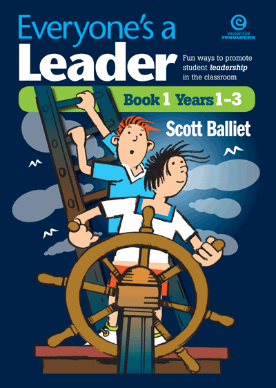 Everyone's a Leader Bk 1 Cover