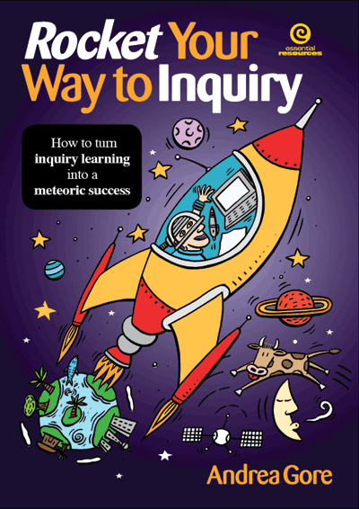 Rocket Your Way to Inquiry Cover