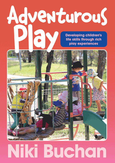 Adventurous Play Cover