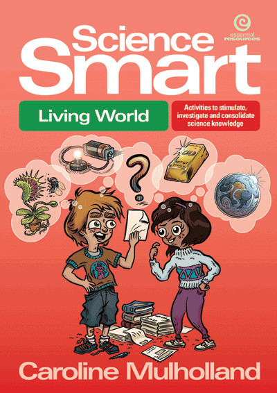 Science Smart - Living World Cover