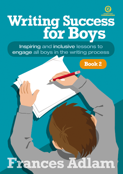 Writing Success for Boys -  Bk 2 Yrs 5-6 Cover
