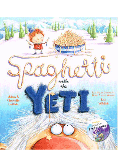 Spaghetti for Yeti Cover
