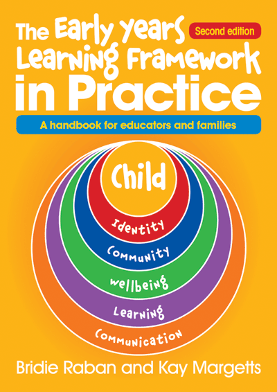 Early Years Learning Framework in Practice - Second edition Cover