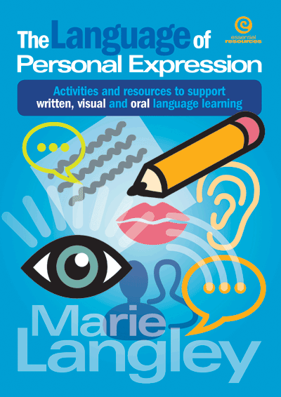 The Language of Personal Expression Cover
