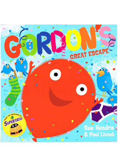 Gordon's Great Escape Cover