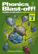 Phonics Blast-off! Bk 3