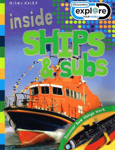 Inside Ships & Subs Cover