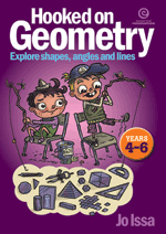 Hooked on Geometry Yrs 4–6