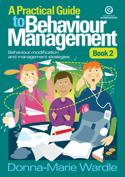 A Practical Guide to Behaviour Management Bk 2 Cover