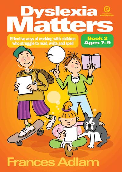 Dyslexia Matters Bk 2 Ages 7-9 Cover