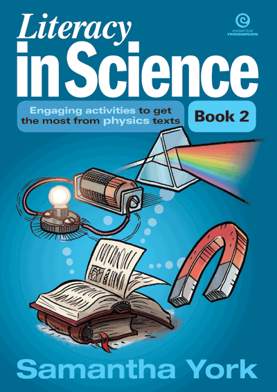 Literacy in Science Bk 2 Physics Cover