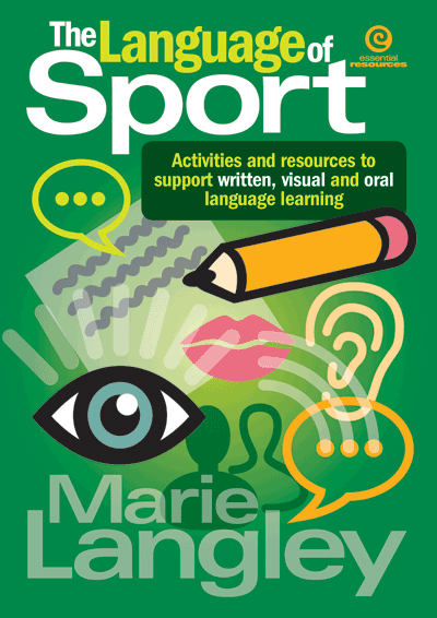 The Language of Sport Cover