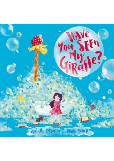 Have You seen my Giraffe? Cover