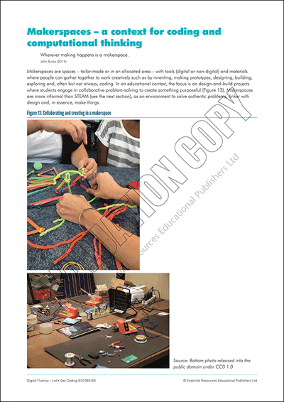 Makerspaces Cover