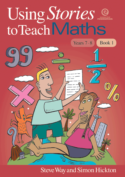 Using Stories to Teach Maths Bk 1 (Yrs 7-8) Cover