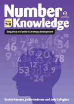 Number Knowledge: Sequence, order & strategy (Stages 7 & 8)