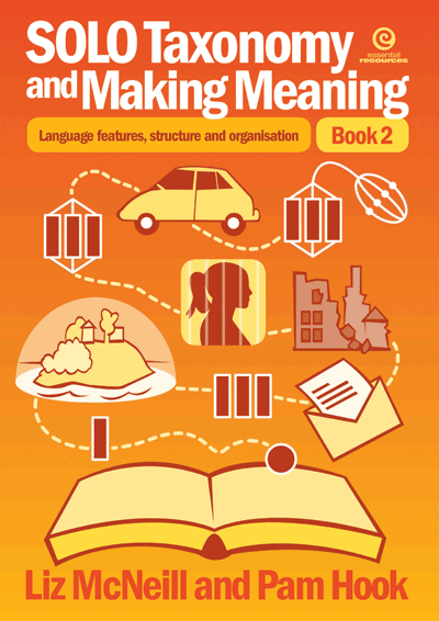 SOLO Taxonomy and Making Meaning Bk 2 Cover
