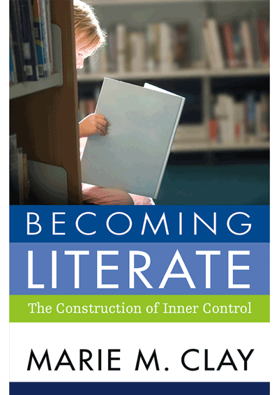 Becoming Literate Cover