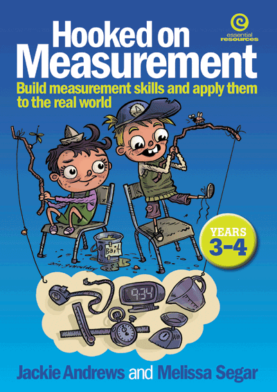 Hooked on Measurement Yrs 3-4 Cover