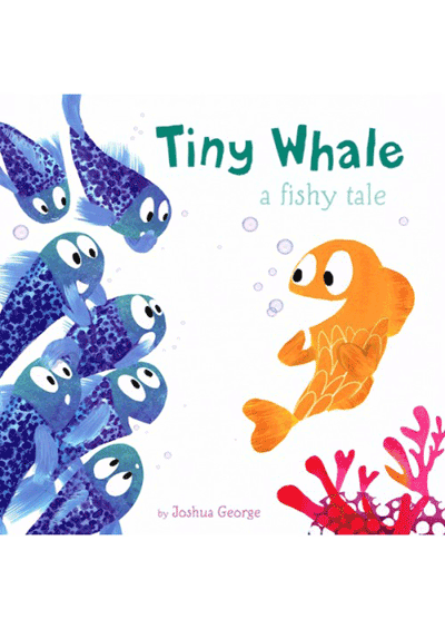 Tiny Whale - A Fishy Tale Cover