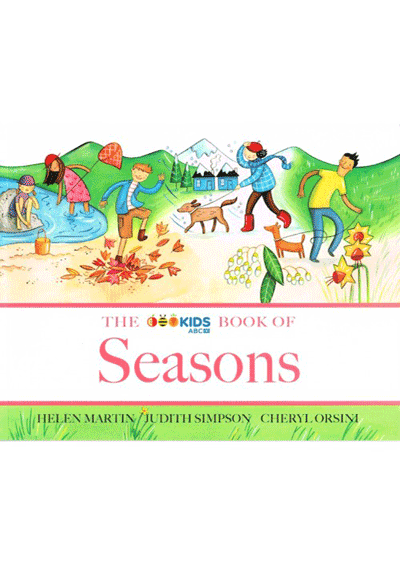 ABC Book of Seasons Cover